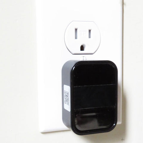 Wi-Fi power adapter hidden camera