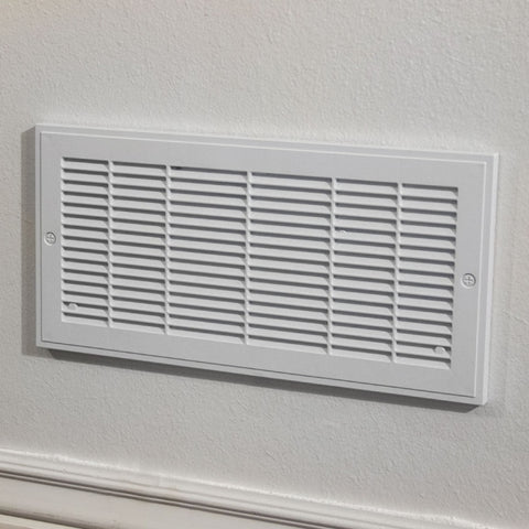 Quick Vent Diversion Safe in the wall