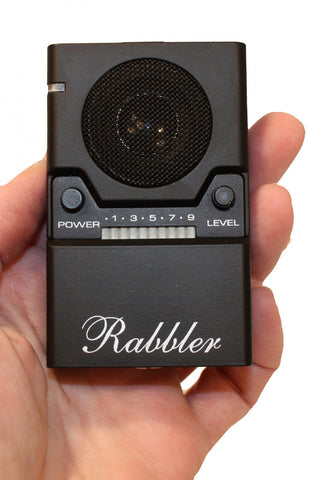 rabbler poertable noise generator