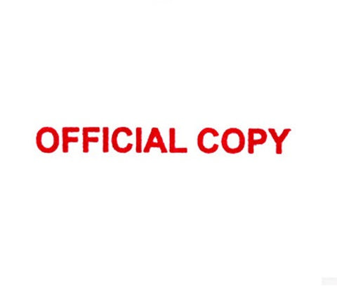 official copy stamp