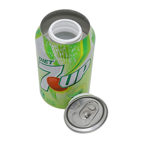 diet 7up diversion can safe