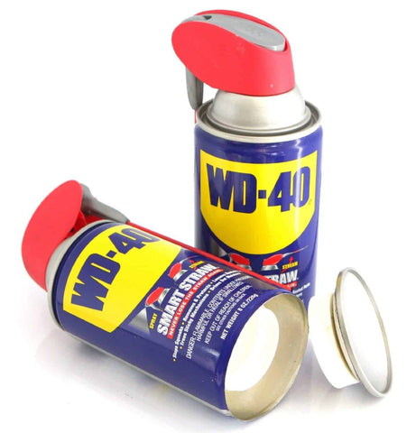 WD40 Spray Can Diversion Safe