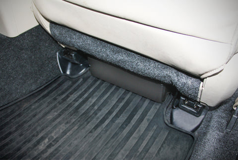 Gun safe for vehicle