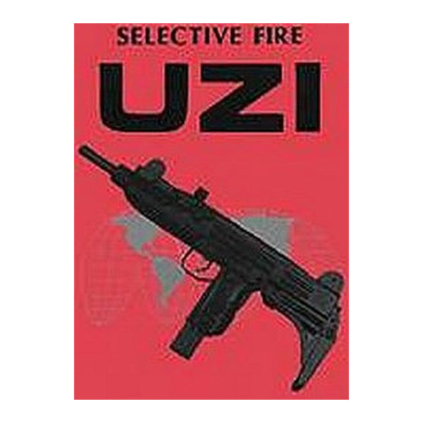 Select Fire Uzi Modification Manual Book