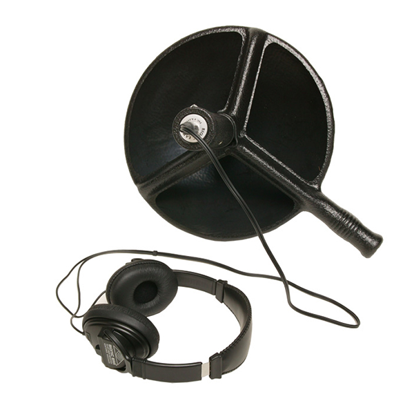 Bionic Ear and Booster Set with headphones