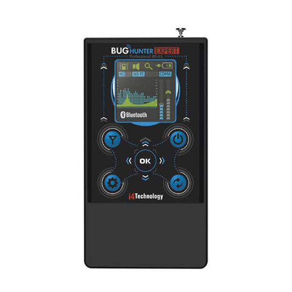 BugHunter Expert - Advanced Mini RF Detector
