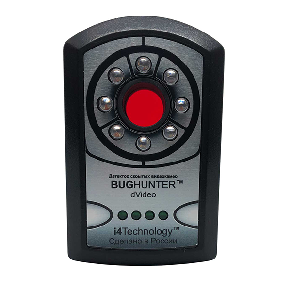 BugHunter dVideo - Wireless & Wired Camera Detector