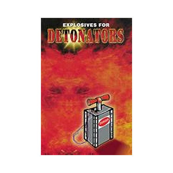 Explosives for Detonators Book