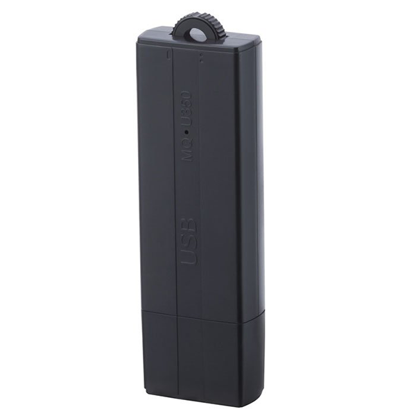 Esonic USB Voice Activated Recorder w/ 25 Day Standby Battery