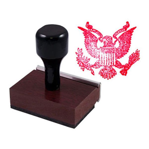 American Eagle - Rubber Stamp