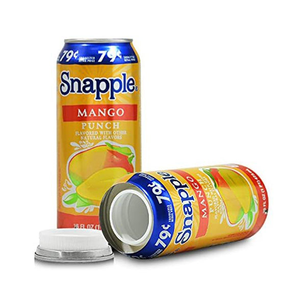 Snapple Mango Punch Diversion Safe