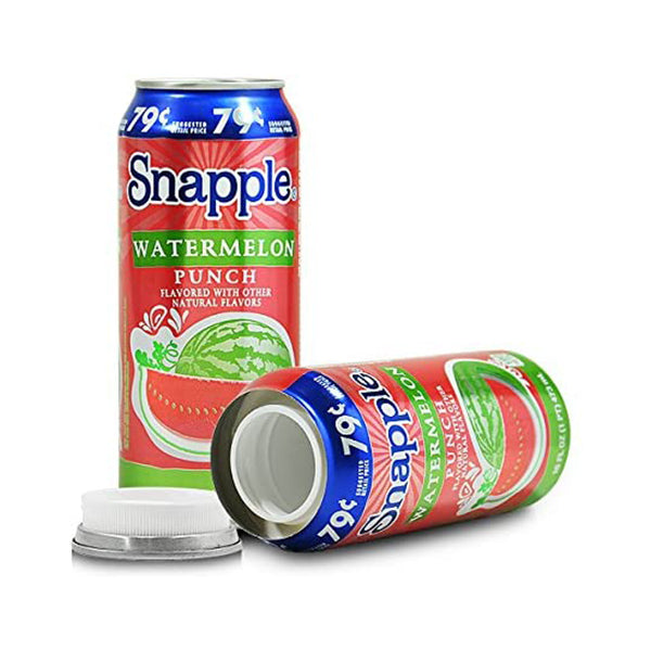 Snapple Watermelon Diversion Safe