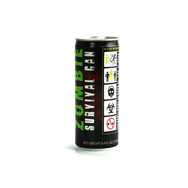 Zombie Survival Can Energy Drink Diversion Safe