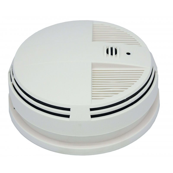 SG Home Night Vision Smoke Detector Wi-Fi Hidden Camera (Bottom View)