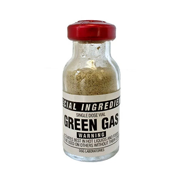 Special Ingredients - Green Gas
