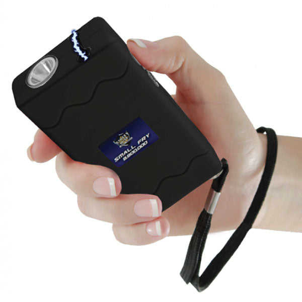 Small Fry 8 Million Volt Stun Gun Flashlight