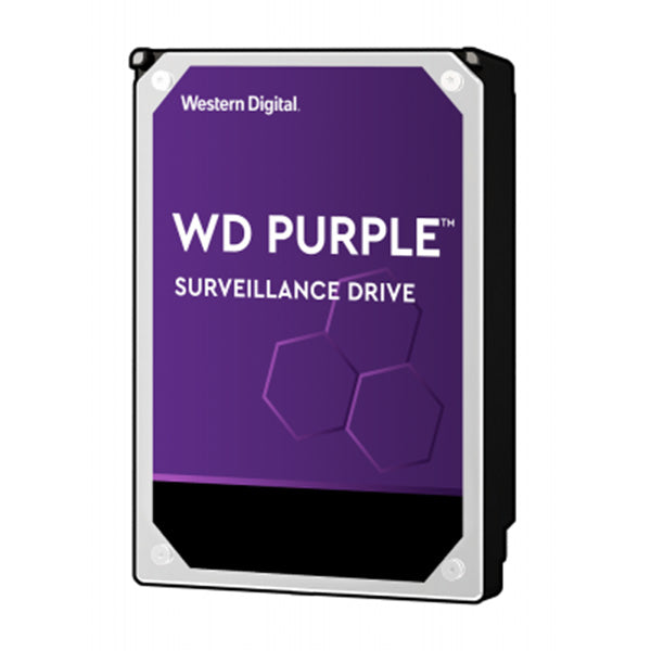 WD Purple hard drive