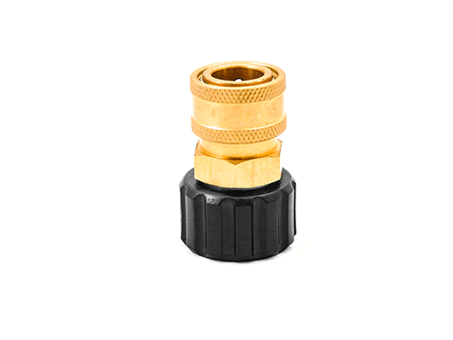 MTM Hydro M22 Screw Adapter Quick Connect NPTF