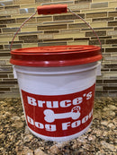 Small Pet Bucket (3.5Gal)
