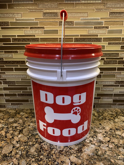 Large Pet Bucket (5Gal)