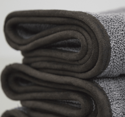 The Double Twistress 20 X 24 Premium Korean Twist Loop Towel