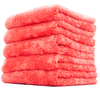 Bucket Hedz&trade; Orange Microfiber Towel <br>(16 X 16)</br>