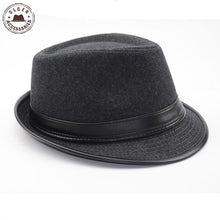 Load image into Gallery viewer, Men's Classic Fedora