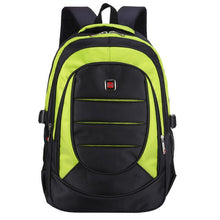 Load image into Gallery viewer, Men's Travel Waterproof Backpack Notebook Computer Bag