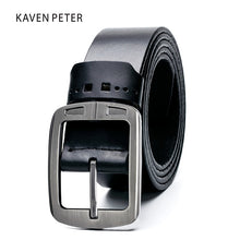 Load image into Gallery viewer, Men's Luxury Leather Belt