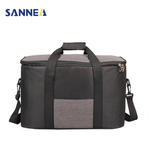 SANNE Big Cooler Portable Outdoors Lunch Bag