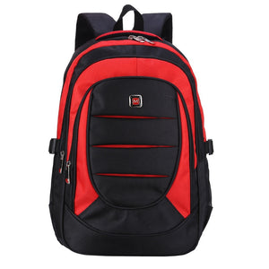 Men's Travel Waterproof Backpack Notebook Computer Bag