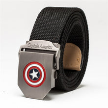 Load image into Gallery viewer, Leisure Automatic Canvas Blackhawk Tactical Nylon Belt For Boys
