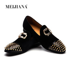 Load image into Gallery viewer, MEIJIANA Men's High Quality Handmade Loafers