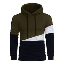 Load image into Gallery viewer, Hirigin Long Sleeve Slim Fit Hooded Pullover
