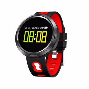 TOP Color Screen Smart Watch Smart Bracelet Heart Rate Monitor Pedometer Fitness Blood Pressure Smartwatch Men Woman Band