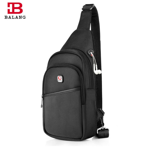 Balang Brand Men's Casual Crossbody Bag