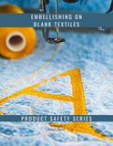 The Embellishing On Blank Textiles Digital Book