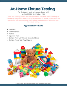 Teether Testing Bundle