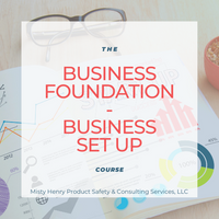 Business Foundations - Business Set Up