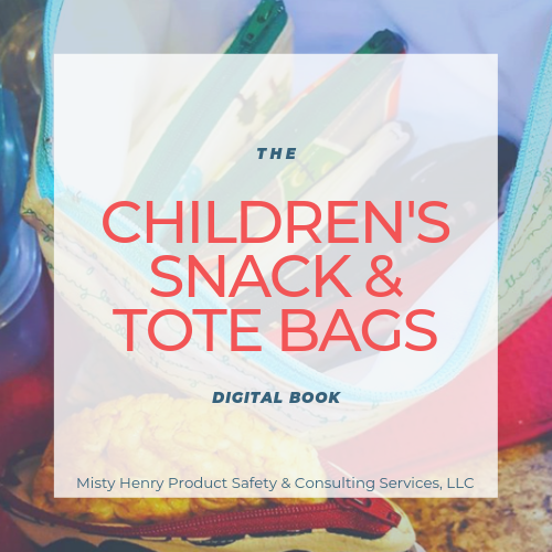 The Children's Snack & Tote Bag Digital Book