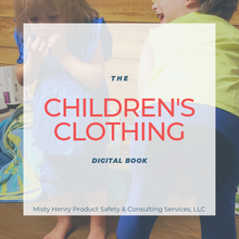Load image into Gallery viewer, The Children's Clothing Digital Book