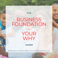 Business Foundations - Your WHY