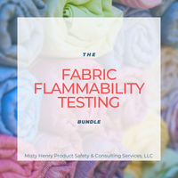 Fabric Flammability Testing Bundle