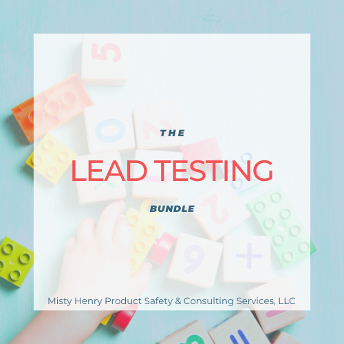 Lead Testing Bundle