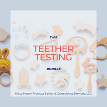 Load image into Gallery viewer, Teether Testing Bundle