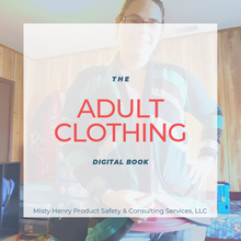 Load image into Gallery viewer, The Adult Clothing Digital Book