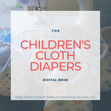 Load image into Gallery viewer, The Children's Cloth Diapers Digital Book
