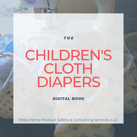 The Children's Cloth Diapers Digital Book