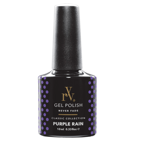 Purple Rain Gel Polish by RYV