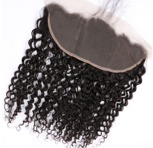 13x4 Indian Transparent Lace Frontals